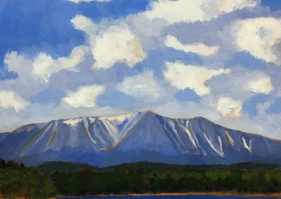 Looking to Katahdin
